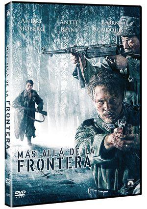 mas alla de la frontera (dvd)-8414906821522