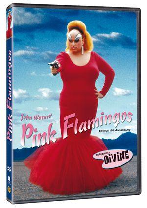 pink flamingos:edicion 25 aniversario (dvd)-5051893115185