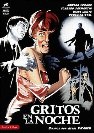 gritos en la noche (dvd)-8436541002494