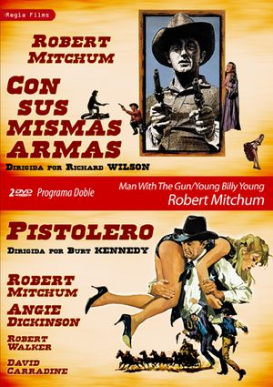 programa doble robert mitchum (con sus mismas armas-pistolero) (d-8436037889301