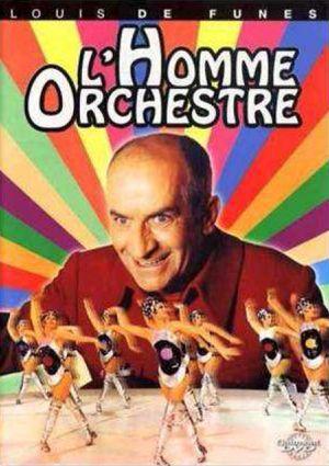 el hombre orquesta (dvd)-8436535541411