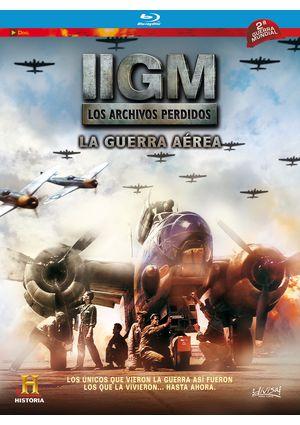 ii gm - los archivos perdidos: la guerra aerea (blu-ray)-8421394400412