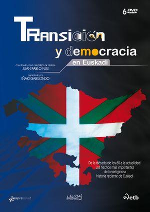 transicion y democracia en euskadi (dvd)-8421394539396