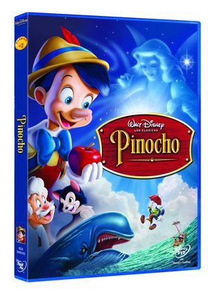 pinocho (dvd)-8717418369569