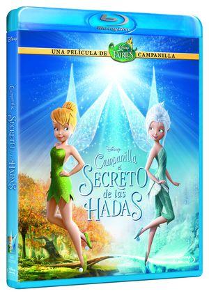el secreto de las hadas (blu-ray)-8717418362300