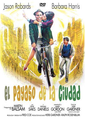 el payaso de la ciudad (dvd)-8431797502071