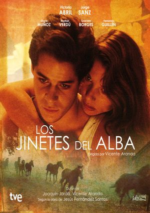 los jinetes del alba (dvd)-8421394538061