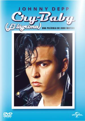 cry baby (el lagrima) (dvd)-8414906611932