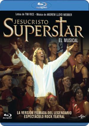 jesucristo superstar (musical 2000) (blu-ray)-8414906915900