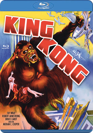 king kong (1933) (blu-ray)-8436548860134