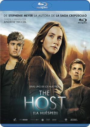 the host (la huesped) (blu-ray)-8435153737244