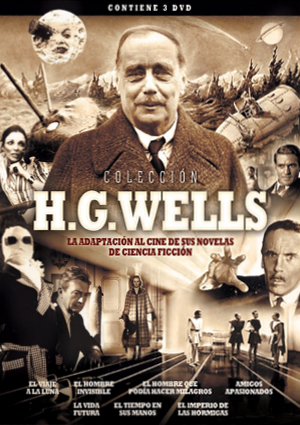 peliculas h g wells