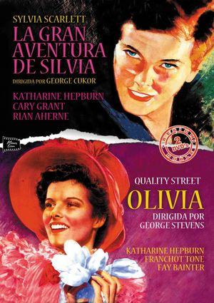 pack la gran aventura de silvia - olivia (dvd)-8436541007321
