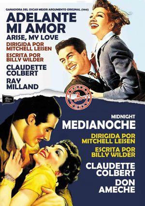pack adelante mi amor - medianoche (dvd)-8436541007918
