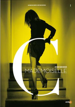 mademoiselle c (dvd)-8414906888686