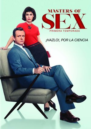 masters of sex: temporada 1 (dvd)-8414533091442