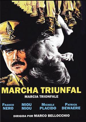 marcha triunfal (dvd)-8436022319073