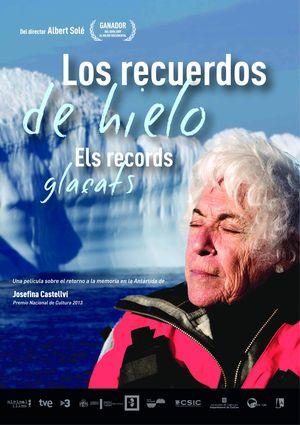los recuerdos del hielo (dvd)-8436548830014