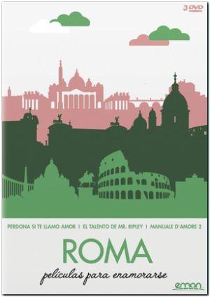 roma: para enamorarse (dvd)-8435153748844