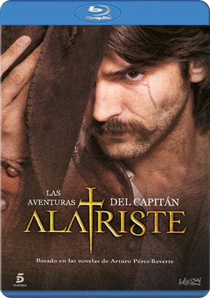 las aventuras del capitan alatriste (blu-ray)-8421394404113