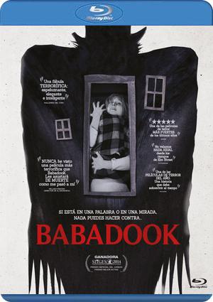 the babadook (blu-ray)-8435175968046