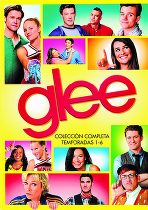 glee: temporada 1-6 - colección completa (dvd)-8420266975317
