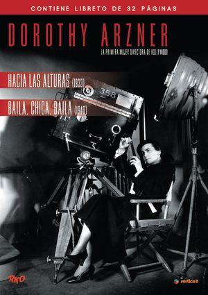 pack dorothy arzner (hacia las alturas y baila, chica baila)(dvd)-8420172062651