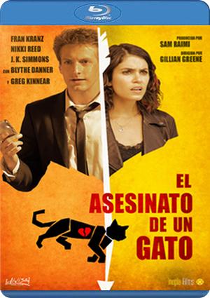 EL ASESINATO DE UN GATO (BLU-RAY) de - 8421394405868, comprar película