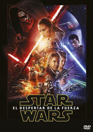 star wars: el despertar de la fuerza (dvd)-8717418478438