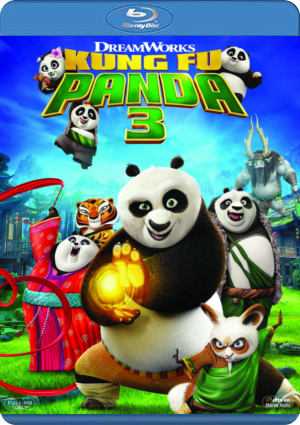 kung fu panda 3 (blu-ray)-8420266000088