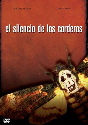 el silencio de los corderos (dvd)-8420266943774