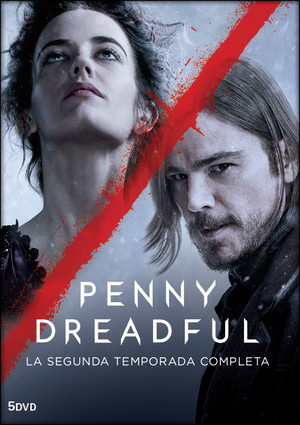 penny dreadful: temporada 2 (dvd)-8414533093873