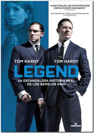 legend (dvd)-8422632056880