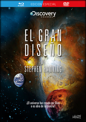 el gran diseño de stephen hawking (blu-ray+dvd)-8421394406353