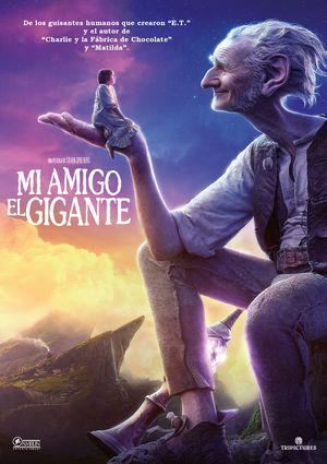 mi amigo el gigante (dvd)-8422632056941