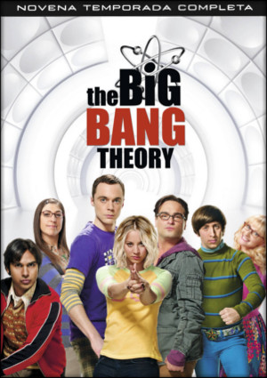 big bang theory: temporada 9 (dvd)-8420266001481