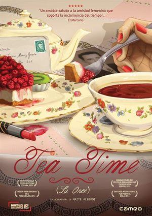 tea time (la once) (dvd)-8436564160737