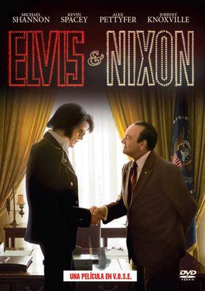 elvis & nixon (vose) (dvd)-8414533102001