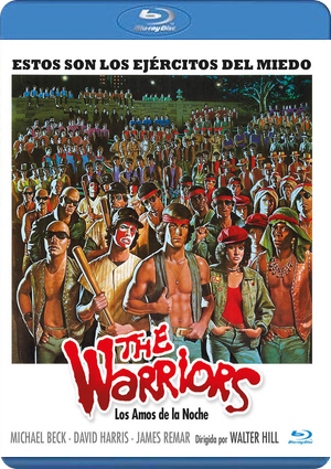 the warriors (blu-ray)-8436558195264
