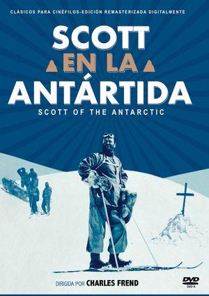 scott en la antartida (dvd)-8436555532239