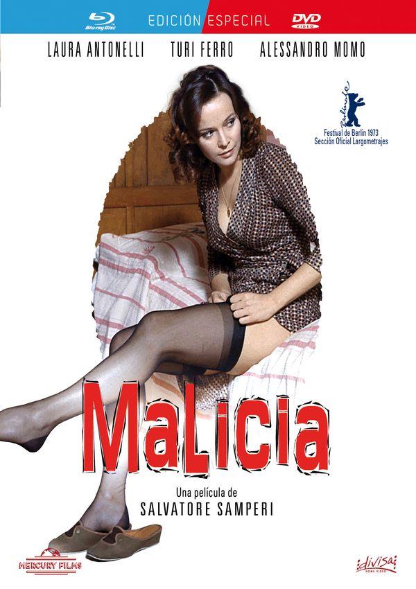 malicia (1973) - blu ray + dvd --8421394408876