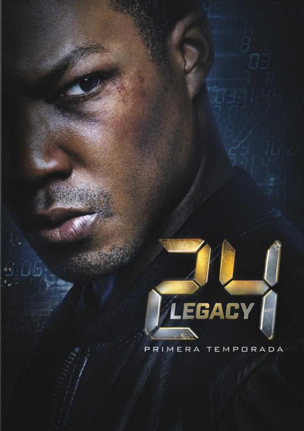 24: legacy - dvd --8420266008275