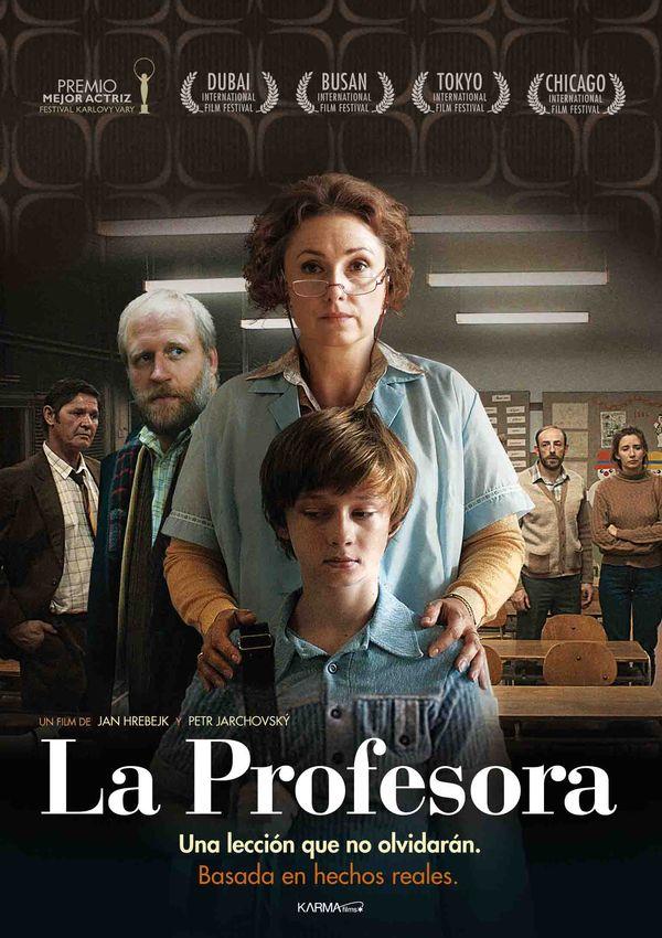 la profesora - dvd --8437010739149