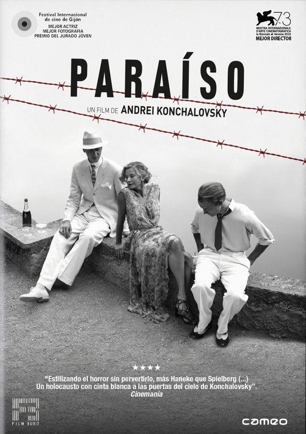 paraíso - dvd --8436564162793