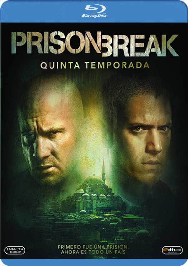 PRISON BREAK: EVENT SERIES - BLU RAY - TEMPORADA 1 de Nelson ...
