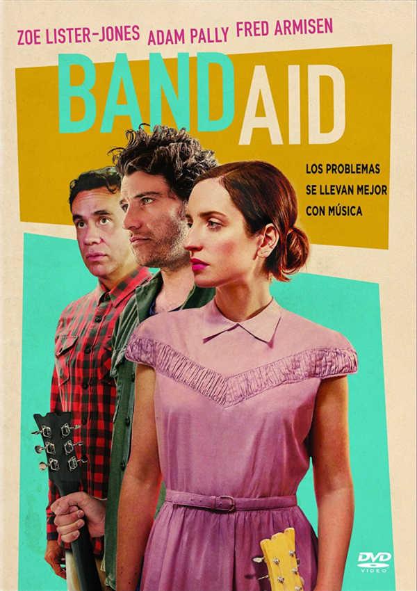 band aid - dvd --8414533109239