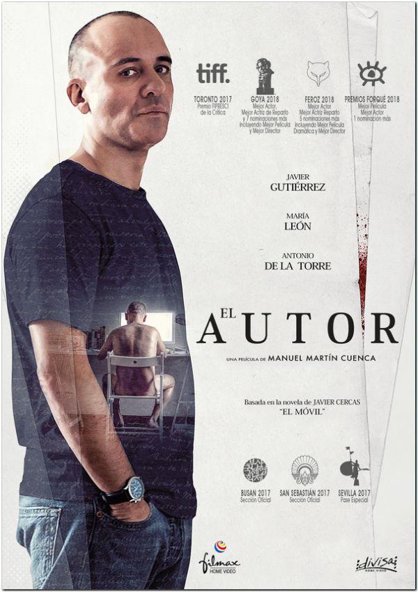 el autor - dvd --8421394550797