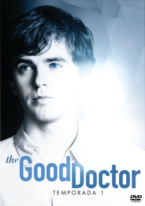 the good doctor - dvd - temporada 1-8414533115247