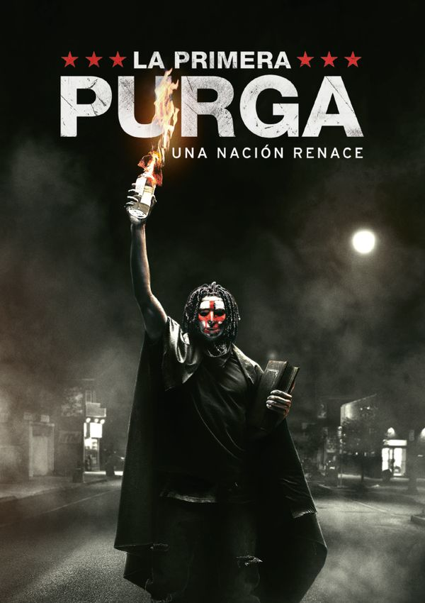 la primera purga - dvd --8414533117081