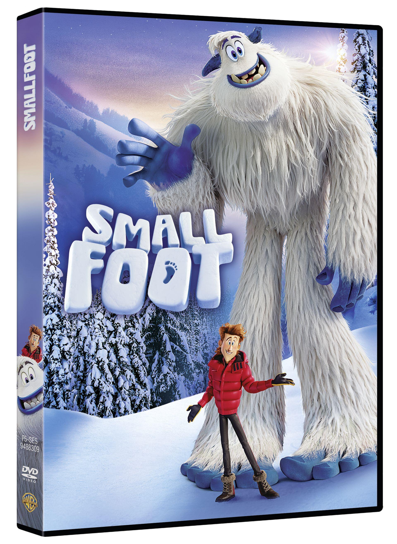 smallfoot - dvd --8420266020826
